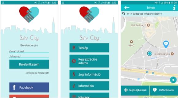 Életmentő mobilalkalmazást mutatott be az Országos Mentőszolgálat