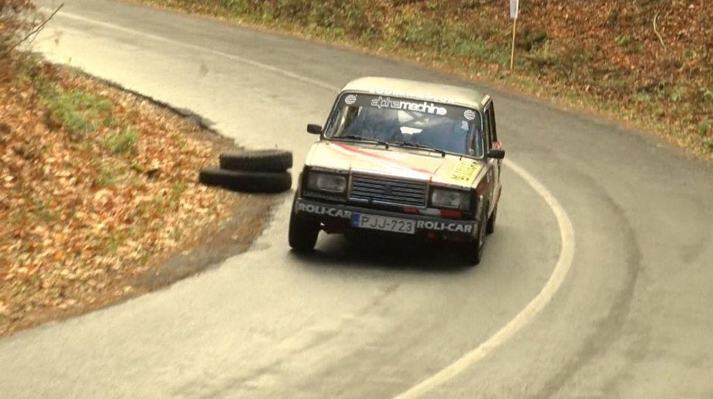 30 év után ismét megrendezték a Certa Rallye-t