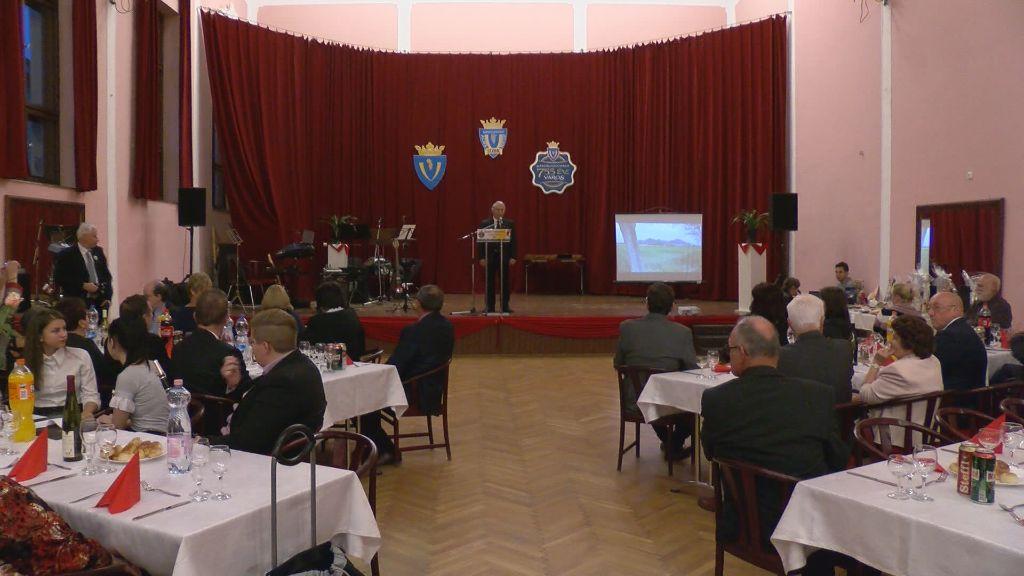 Újhelyi diákok országos találkozója Sátoraljaújhelyen