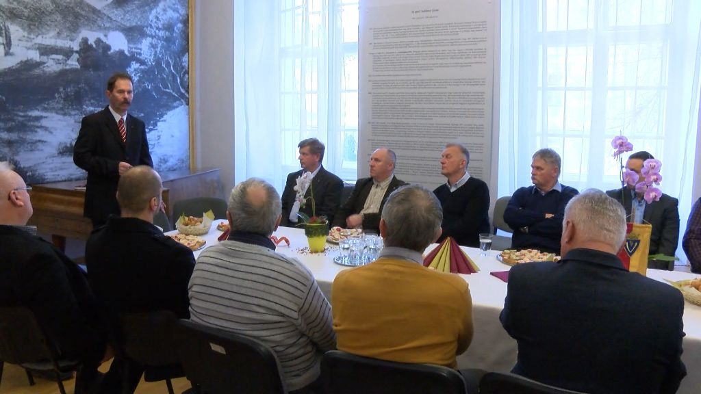 A vállalkozókat köszöntötte új év alkalmából Sátoraljaújhely polgármestere