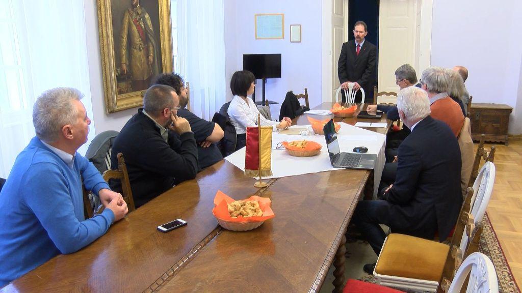 Sátoraljaújhelyen ülésezett a Helyi Televíziók Országos Egyesületének elnöksége