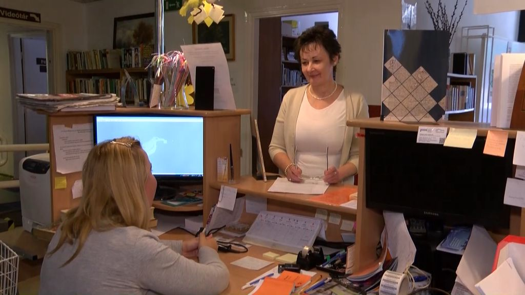 Nagyné Szentesi Mónika lett újra a Sátoraljaújhelyi Városi Könyvtár igazgatója