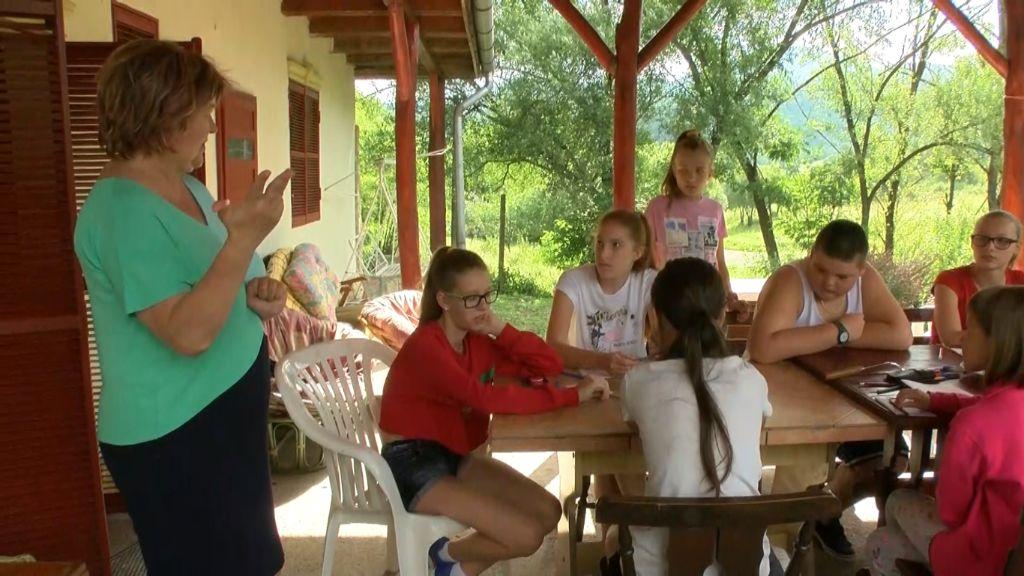 Nyári tábort szervezett a Városvédő és Szépítő Egyesület