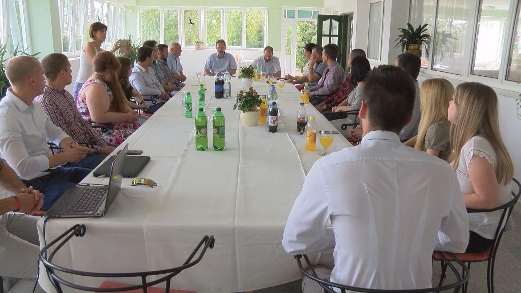 A polgármester ösztöndíjasaival találkoztak Sátoraljaújhelyen