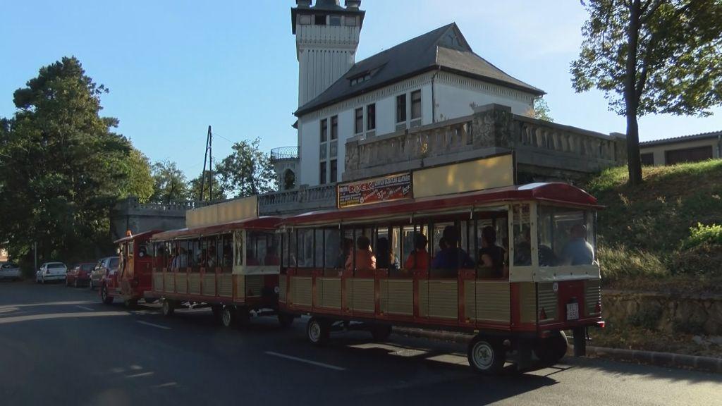 Várostörténeti vonatozás Sátoraljaújhelyen