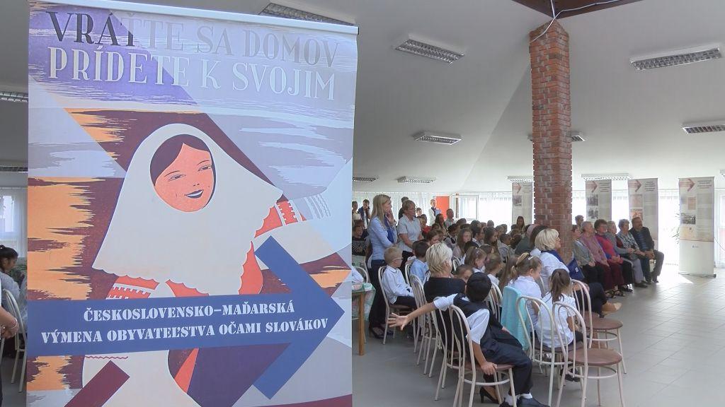 Csehszlovák-magyar lakosságcsere szlovák szemmel