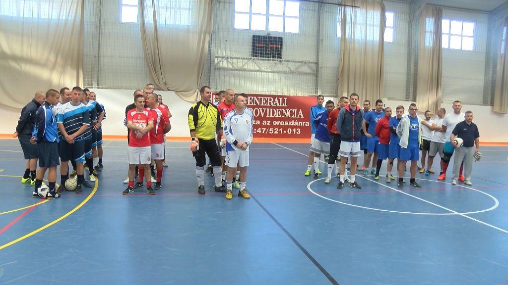 Sport és barátság a labdarúgás jegyében