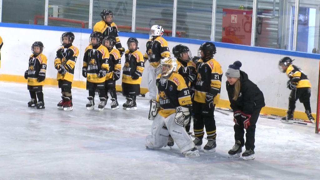 A jégkorongot népszerűsítették Sátoraljaújhelyen