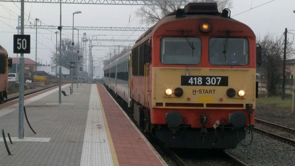 Újra elindult a vasúti közlekedés a Sátoraljaújhely-Mezőzombor vonalon