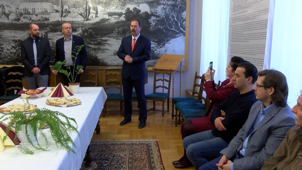 Civil szervezetek vezetőivel is találkozott Sátoraljaújhely polgármestere