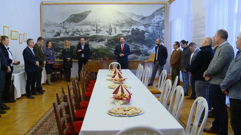 Vállalkozókkal, cégek vezetőivel találkozott Sátoraljaújhely polgármestere