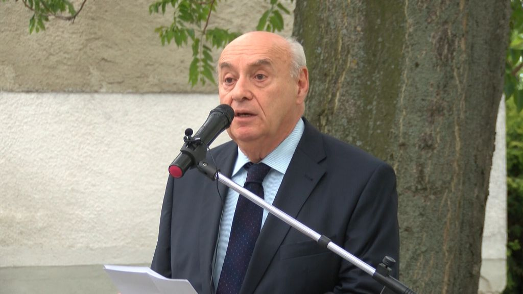 A holokauszt zempléni áldozataira emlékeztek Sátoraljaújhelyen