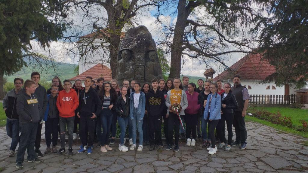 Székelyföldön jártak az  Árpád-házi Szent Margit Általános Iskola diákjai