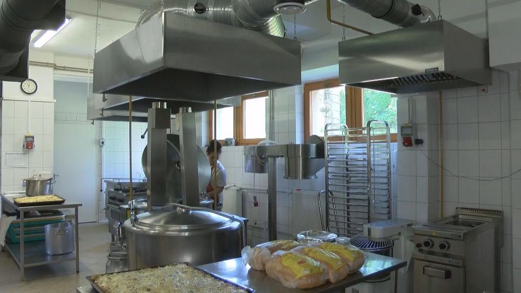 Megújult a Köveshegyi Idősek Otthonának konyhája