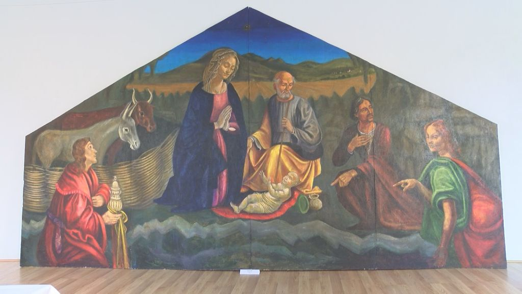 Megnyílt Szefcsik Viktor kiállítása a Zemplén Galériában