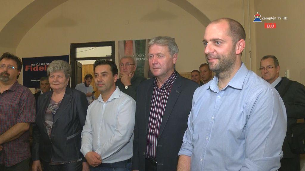 Újra a Fidesz-KDNP jelöltjei győztek Sátoraljaújhelyen