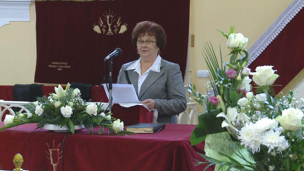 100 éves a Sátoraljaújhelyi Református Nőszövetség
