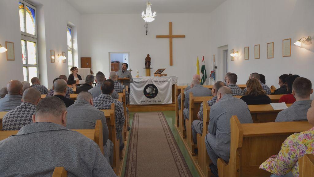 Adventi börtöncursillo Sátoraljaújhelyen