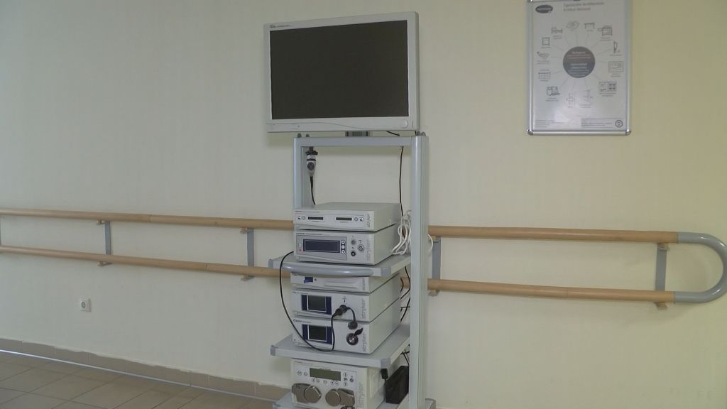 Közös összefogással vásároltak új orvosi gépműszert a Sátoraljaújhelyi Erzsébet Kórháznak