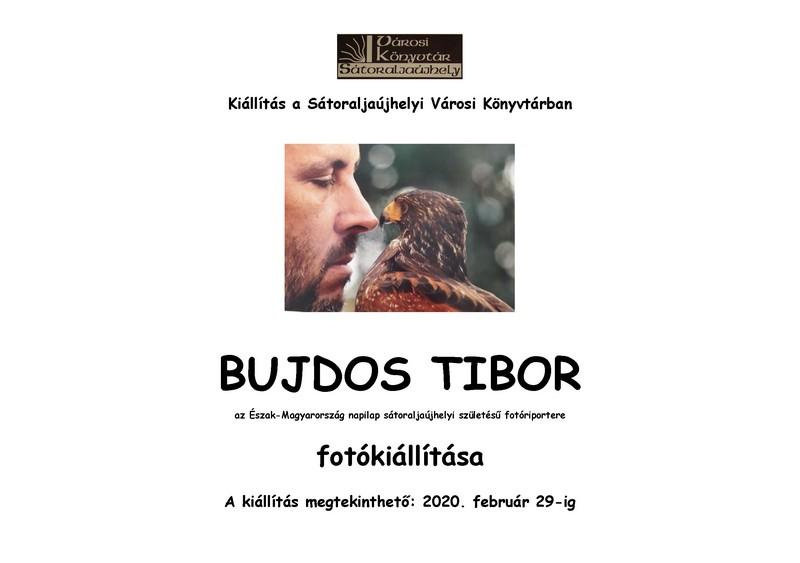 Bujdos Tibor kiálítása