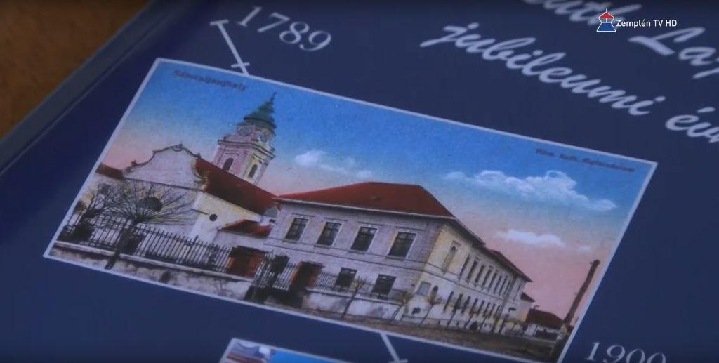 Neves névtelenek program a Kossuth Lajos Gimnáziumban