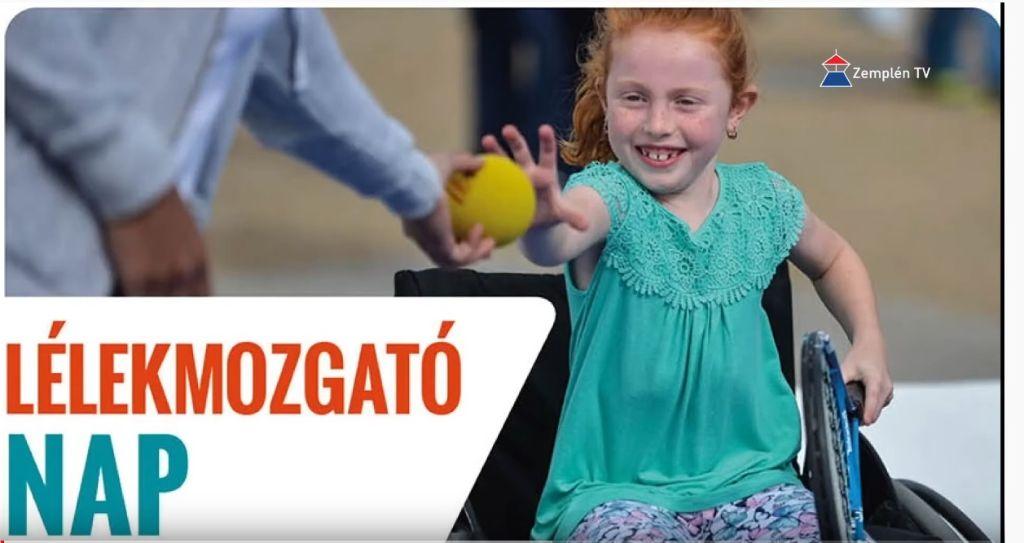 Lélekmozgató Parasport napja lesz Sátoraljaújhelyen is