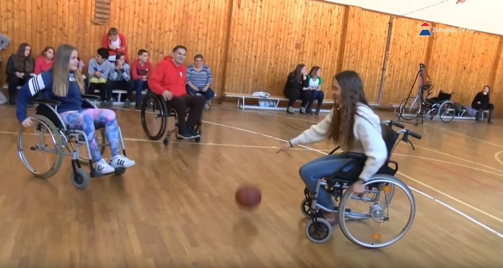 Lélekmozgató nap - Parasport Napja Sátoraljaújhelyen