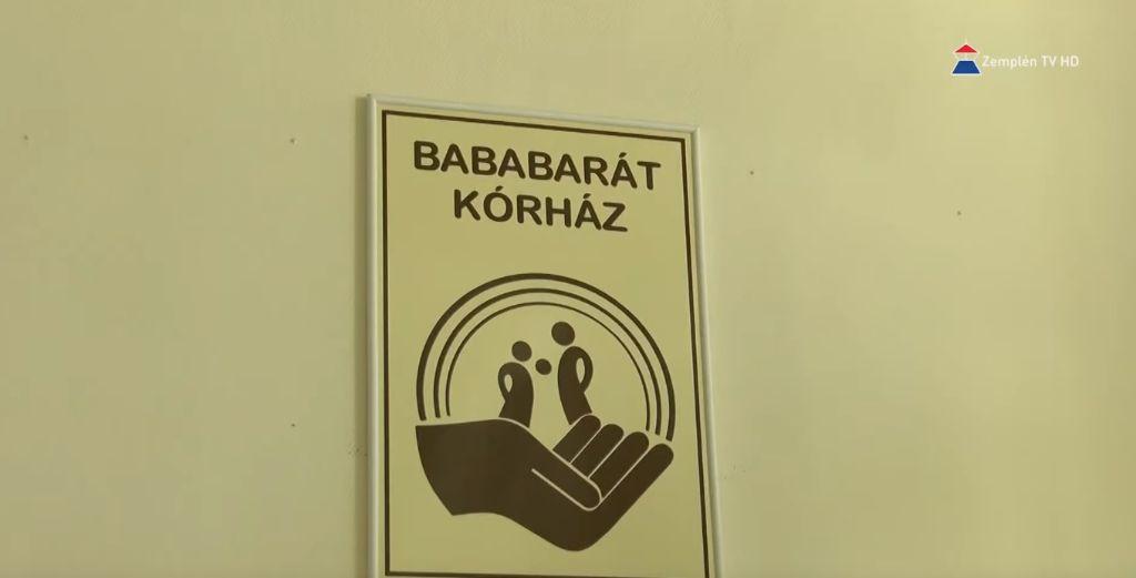 Családbarát szülőszobát alakítottak ki az Erzsébet Kórházban is