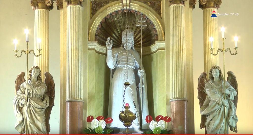 Online készülnek a húsvétra a sátoraljaújhelyi római katolikus főplébánián