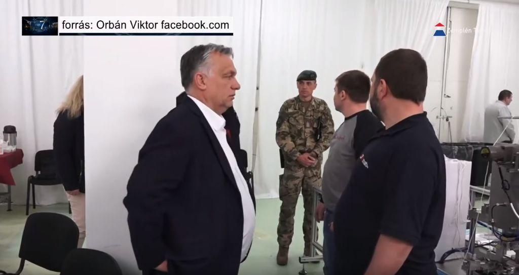 Orbán Viktor Sátoraljaújhelyen járt