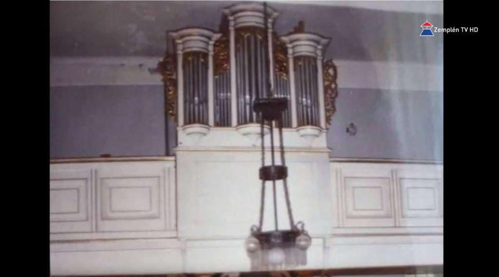 Orgonafelújítási programra pályázik az evangélikus gyülekezet