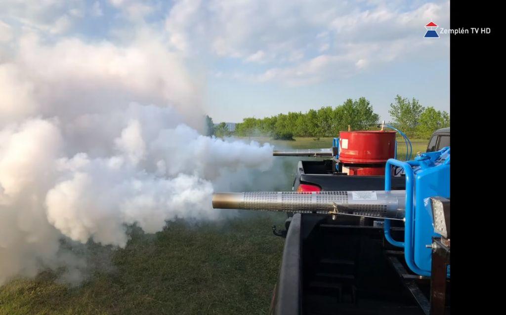 Szúnyogirtás csak biológiai szerekkel