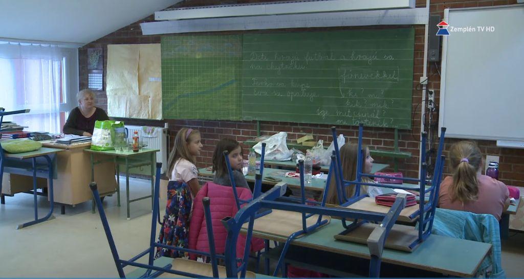 Elindult az iskolai ügyletet, és a nyári táborok szervezése az iskolákban