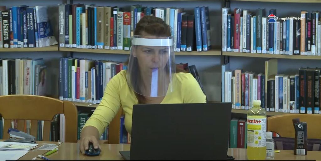 Sátoraljaújhelyen a Könyvtárban fogadja ügyfeleit a SINOSZ