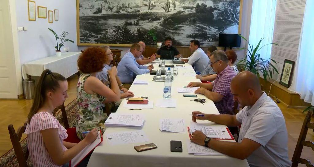 Városüzemeltetési Bizottság ülése