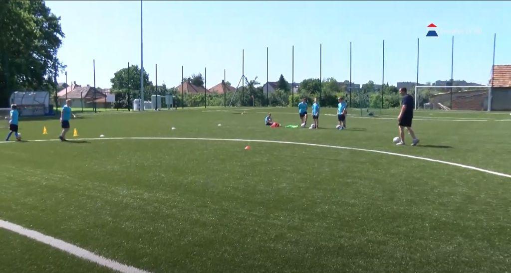 STC focitábor: tehetséggondozás és utánpótlásnevelés