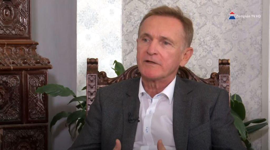 Exkluzív interjút adott televíziónknak Wáberer György kormánybiztos