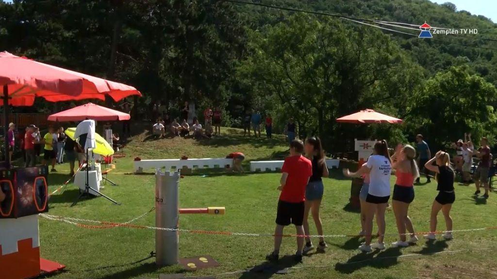 Kárpát-medencei középiskolás tábor Sátoraljaújhelyben