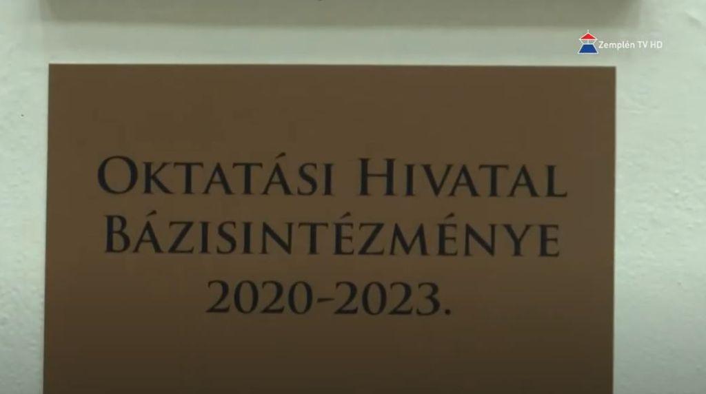 Az Oktatási Hivatal Bázisintézménye lett a Szent István Katolikus Gimnázium és Technikum