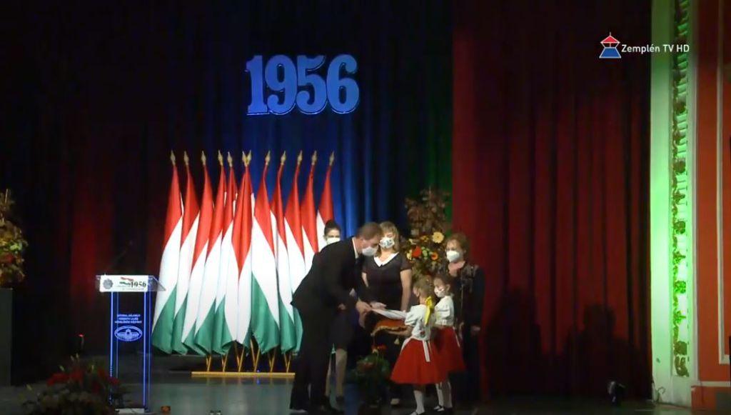 Pro Urbe, Díszpolgár és Közszolgálati Díjakat adtak át Sátoraljaújhelyen október 23.-án