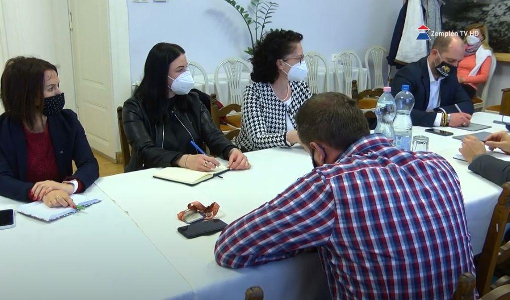 Osztályvezetői értekezletet tartott Sátoraljaújhely Város Önkormányzata