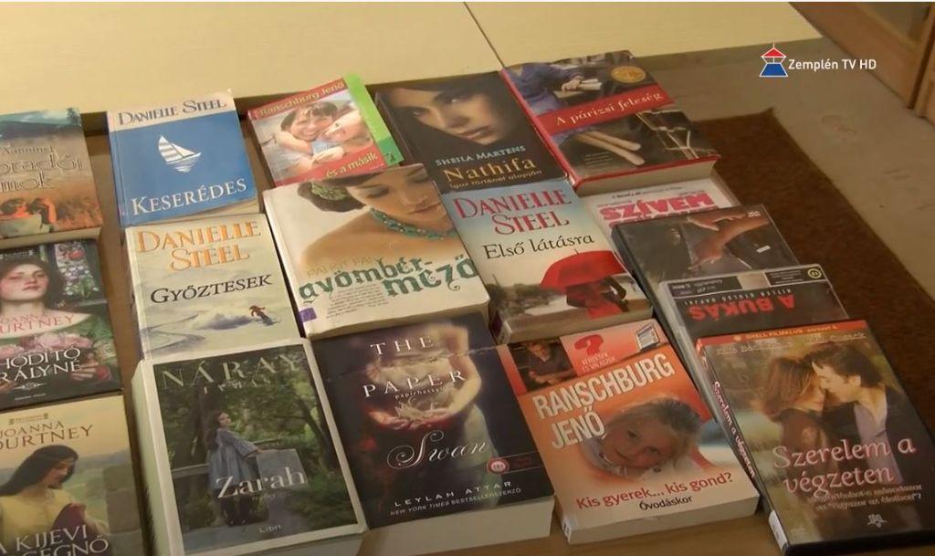 Újra működik a küszöbkönyvtári szolgáltatás a Sátoraljaújhelyi Városi Könyvtárban