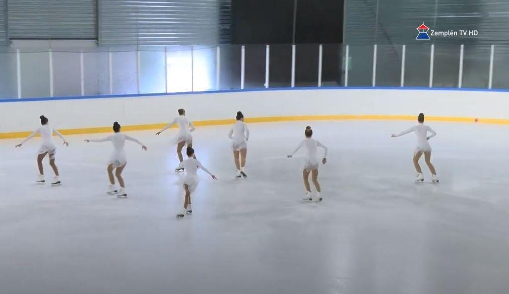 Szezonzáró jégkorcsolya gálát rendeztek Sátoraljaújhelyen