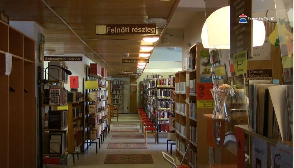Újra látogatható a Sátoraljaújhelyi Városi Könyvtár