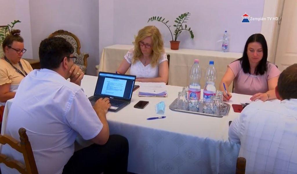 Sátoraljaújhely Város Önkormányzat Képviselő-testületének Pénzügyi Bizottsága is ülésezett