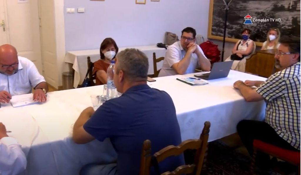 Nevelés - Ifjúsági, Civil-Sportügyi és Közművelődési Bizottsági ülést tartottak Sátoraljaújhelyen