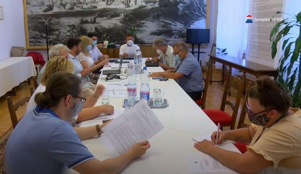 Megtartotta első ülését Sátoraljaújhely Idegenforgalmi és Környezetvédelmi Bizottsága