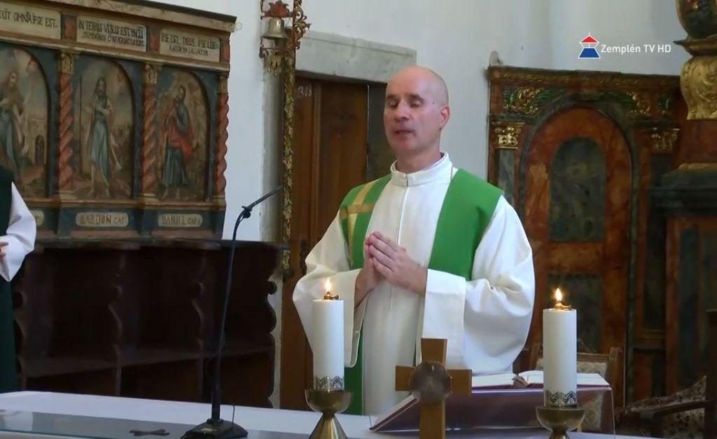 Radnics Zoltán piarista atya búcsúzott sátoraljaújhelyi közösségétől