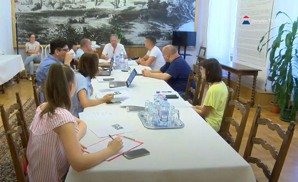 Rendkívüli ülést tartott a Gazdasági, Városfejlesztési és Vagyongazdálkodási Bizottság