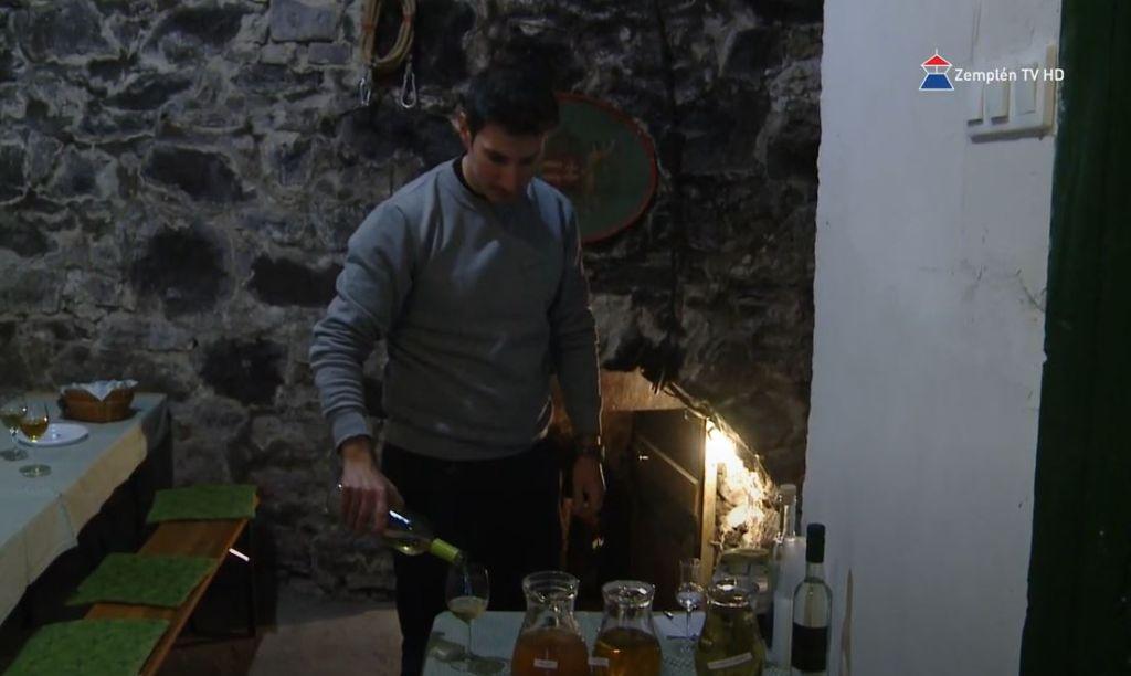 Bartus Balázs egyik bora lett Sátoraljaújhely bora 2021-ben